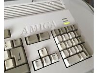 Commodore Amiga 1200 recapped