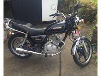 Suzuki GN125 125cc