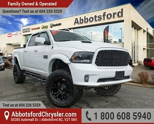 "2015 RAM 1500 Sport 6"" Lift, 2"" Body Lift, Rims, Tires, Flare..."