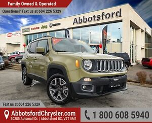 2015 Jeep Renegade North Ex Demo