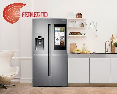 REFRIGERATOR 35 13/16in A+ WITH SCREEN 3FOTOCAMERE WI-FI BLUETOOTH SAMSUNG