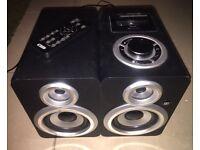 IPod / iPhone speakers