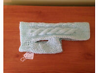 BNWT HAND KNITTED DOG JUMPER ~ SIZE S
