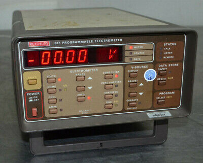 Keithley 617 Programmable Electrometer A1