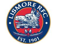 Try rugby at Lismore RFC (no previous experience necessary)