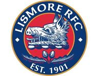 Interested in rugby? Lismore are looking for new female & male players!