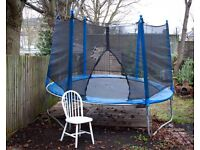 10' Trampoline for sale - good condition