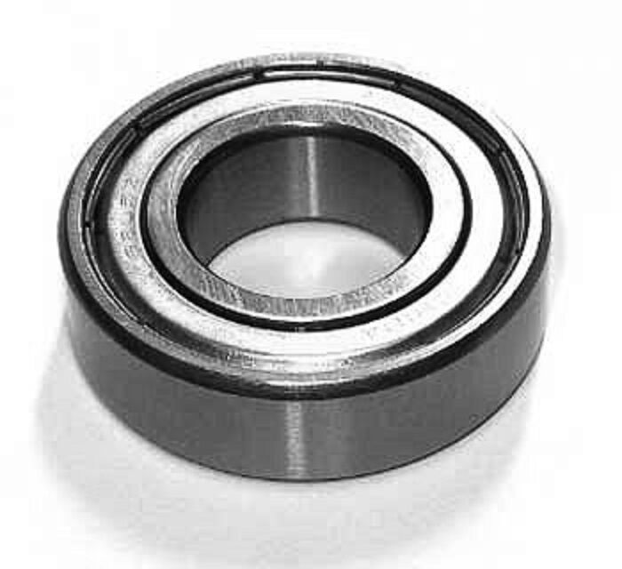 (Qty 1) 6205-2RS two side rubber seals bearing 6205 rs ball bearings 6205rs