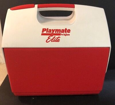 Vintage Igloo Little Playmate Elite Lunch Box/Cooler-Ice Chest