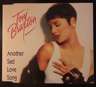 Toni Braxton - Another Sad Love Song - U.K. CD - Beyoncé Halloween Phoni Cover (Beyoncé Halloween)