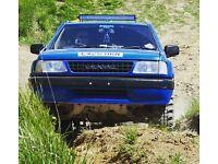 Vauxhall frontera sport 2.0