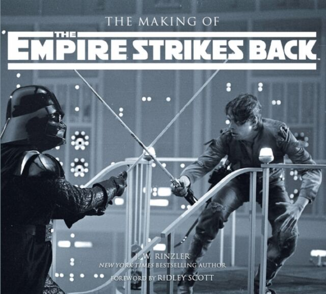 The Making of The Empire Strikes Back: The Definitive Story Behind the Film (Ha.