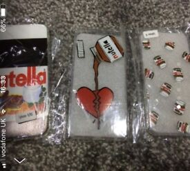Nutella I Phone Cases
