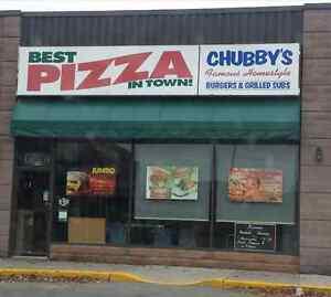Pizza burger restaurant for sale Newmarket