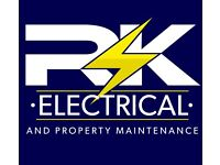 RK Electrical & property maintenance services