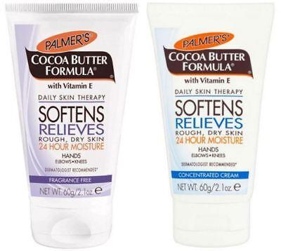 Cocoa Butter Formula Concentrated Cream (Palmer's Cocoa Butter Formula Concentrated Cream Tube 60g)