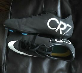 Cristiano Ronaldo CR7 Nike Mercurial football boots. Size 5.5. £10. OOS