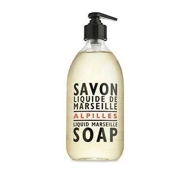 NEW Compagnie de Provence SAVON LIQUID MARSEILLE ALPILLES 10 OZ SOAP