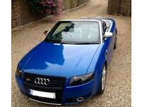 Stunning Audi S4 only one for sale in Uk of its spec