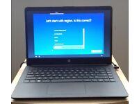 """HP Stream 14s-fq0508sa 14"""" Laptop , (Black)"""