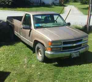 1997 Chevy 1500 Pickup Regular Cab