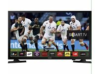 "40""SAMSUNG SMART LED full HD wifi UE40J5200 Warranty and Delivered"