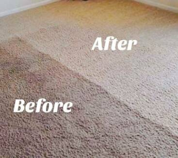 CARPET CLEANING RESERVOIR - 3 B/ROOMS STEAM CLEANED $60 Reservoir Darebin Area Preview