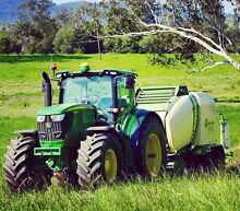 Silage Baling, Slashing, Planting, mowing, Tedder, Rake, Spraying  Kempsey Kempsey Area Preview