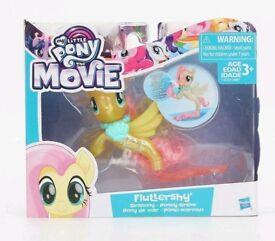 My little pony seapony fluttershy