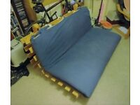 Futon / sofa bed for collection.