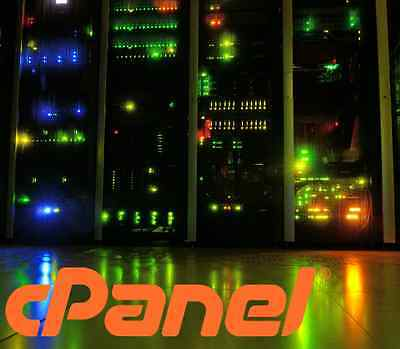 Unlimited website domains cPanel Web Hosting 1 year service OneClick Installer
