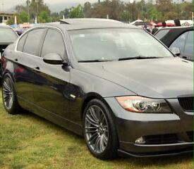 BMW m3. Genuine BBS lightweight alloys x2