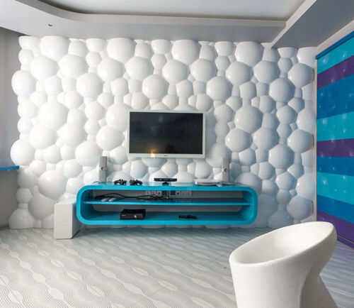 Balls - Quality Plastic Press Mold making of 3d Panels Decor Wall from Gypsum