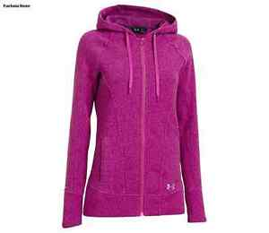 Under Armour wintersweet full zip up hoodie
