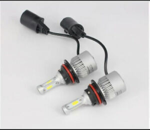 NEW H13 LED BULBS- fit Jeep, Chevy Cruze, Ford f150 and more