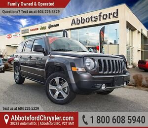 2016 Jeep Patriot Sport/North ACCIDENT FREE!