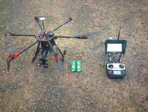 PRICE DROP: TAROT 680PRO HEXACOPTER Dubbo Dubbo Area Preview
