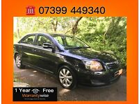 One Owner & FSH !!! 07 Toyota Avensis 1.8 VVTI Colour Collection + Free One Year Warranty