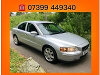 Turbo Diesel !!! 2006 Volvo S60 2.4 DS with April '18 MOT & 7 Service Stamps