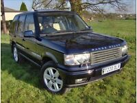 RANGE ROVER WANTED P38 L322 .. CONTACT: 07769990458