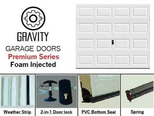 ***SALE SALE***Gravity Garage Doors for SALE*** Starting $650 everything installed. Yes Installed Price