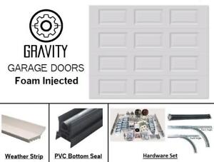 ***SALE SALE***Gravity Garage Doors for SALE*** Starting $750 everything installed. Yes Installed Price