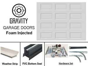 ***SALE SALE***Gravity Garage Doors for SALE*** Starting $699 everything installed. Yes Installed Price