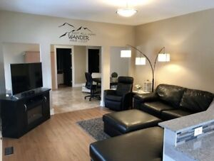 1 Bdrm Exec Suite Fully Furnished Avail May 1st