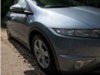 Honda Civic - 1.8 SE Petrol Manual - 12 Months MOT