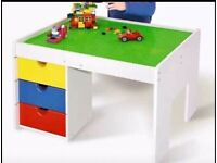 Lego Table brand new