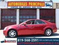 2008 Cadillac CTS 3.6L SFI AWD Ottawa Ottawa / Gatineau Area Preview