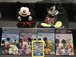 Livre Mickey Mouse