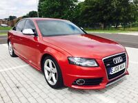 AUDI A4 2.0 TDI 143 S LINE DIESEL LEATHER BODY KIT