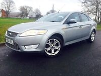Ford Mondeo 2010 Titanium 2.0Tdci 5dr Full Service History Cam Belt And Water Pump Replaced Top Spec